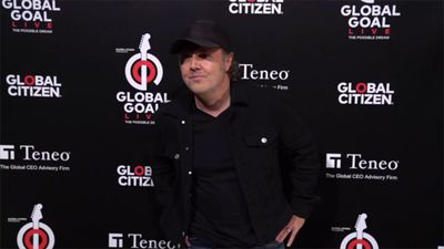 Lars Ulrich says Metallica will return stronger and healthier
