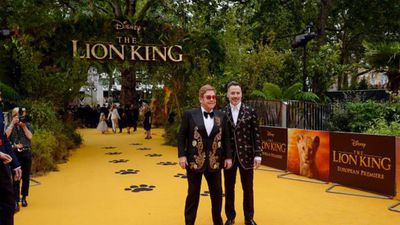 Elton John 'disappointed' by The Lion King' remake