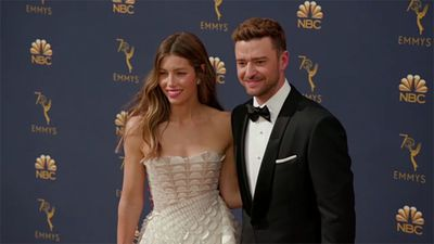 Meeting Jessica Biel 'was like a baptism' for Justin Timberlake