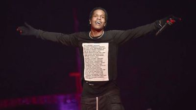 A$AP Rocky insists his feud with Travis Scott is 'played out'