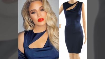 Khloe Kardashian's online closet sale is a big hit