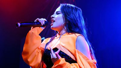 Becky G thinks social media is a blessing and a curse