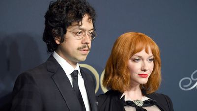 Christina Hendricks and Geoffrey Arend announce separation