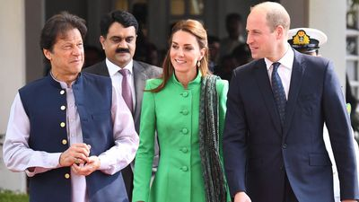 Storms derail Duke & Duchess of Cambridge's Royal Tour
