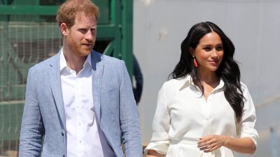 Prince Harry and Meghan Duchess of Sussex apologise for Instagram 'hiccup'