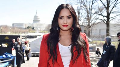 Demi Lovato's private photos leaked following Snapchat hack