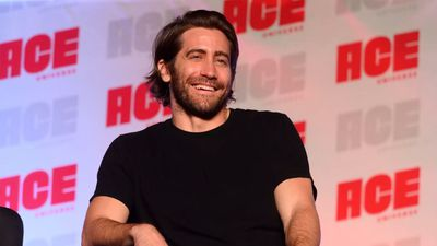 Jake Gyllenhaal saves stranded dog