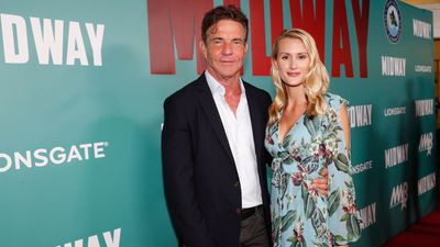Dennis Quaid reportedly engaged