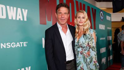 Dennis Quaid confirms engagement as he recounts 'spontaneous' proposal story