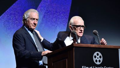 Robert De Niro & Martin Scorsese worked overtime to recruit retired Joe Pesci