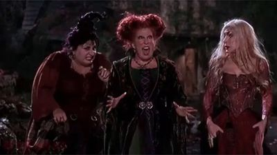 'Hocus Pocus' sequel in the works