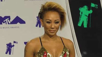 Mel B 'scared' by idea of dating