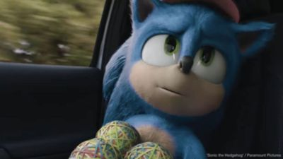 Paramount debuts redesigned trailer for 'Sonic the Hedgehog'
