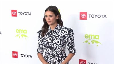 Severe allergic reaction put Nina Dobrev in hospital