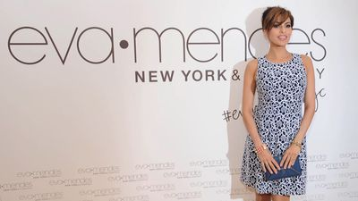 Eva Mendes enjoying 'more freedom' now her daughters are at school