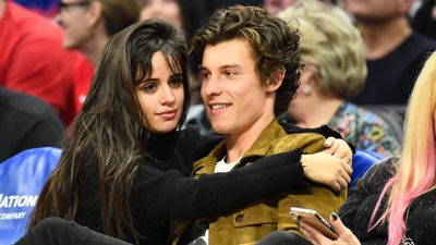 Camila Cabello gets her first tattoo