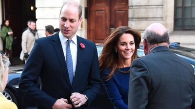 Prince William looking to volunteer as a crisis counselor
