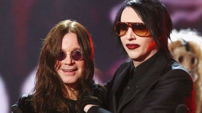 Marilyn Manson recruited for rescheduled Ozzy Osbourne tour