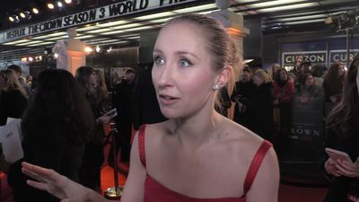 Erin Doherty reveals she felt no imposter syndrome when filming 'The Crown'