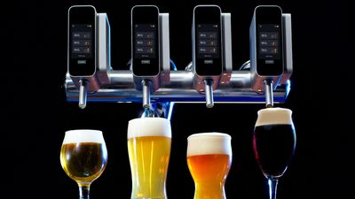 Best Bartender In Town: AI Powered Smart Taps Serve The Perfect Pint