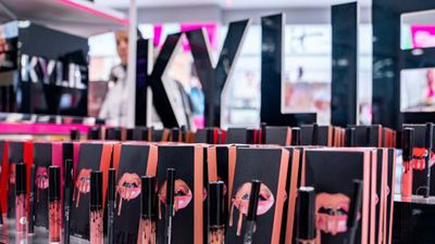 Kylie Jenner sells majority stake of her cosmetics firm