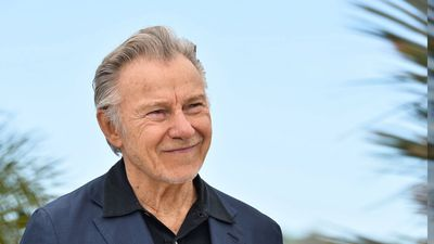 Harvey Keitel has no plans to retire