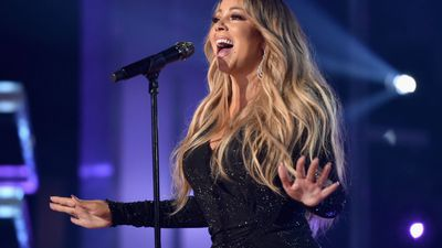 Mariah Carey sits high on all six 'Billboard' Holiday charts