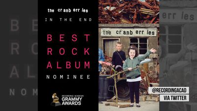 Dolores O'Riordan's mother celebrates The Cranberries' 'bittersweet' Grammy nomination