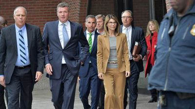 Lori Loughlin pleads not guilty to new college admissions scandal charges