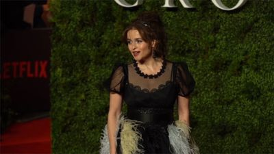 Helena Bonham Carter feels 'sexier than ever' in her fifties