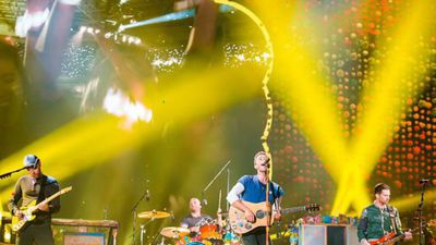 Coldplay won't tour until concerts are 'actively beneficial' for the environment