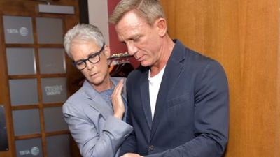 Jamie Lee Curtis took 'Knives Out' role to work with Daniel Craig