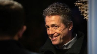 Hugh Grant heckled on U.K. election campaign trail