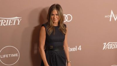 Jennifer Aniston credits past loves for making her the person she is today