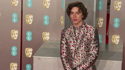 Timothee Chalamet named Best-Dressed male celebrity
