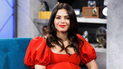 Christina Milian & Jenna Dewan love being pregnant at the same time