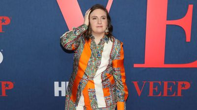 Lena Dunham found sober dating in the U.K. rough