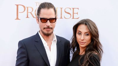Chris Cornell's widow sues Soundgarden over royalty payments