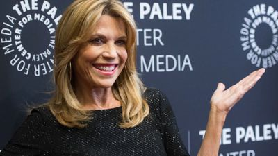 Vanna White hosts 'Wheel of Fortune' for first time