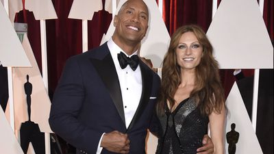 Dwayne Johnson says his ancestors were 'watching over' his 'magical' wedding