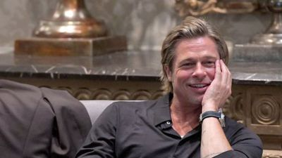 Brad Pitt denies all love life rumours