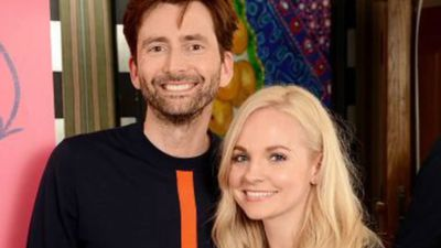 David Tennant's newborn out of hospital after health scare