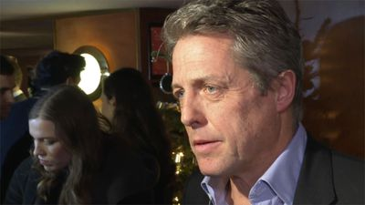 Hugh Grant slams Boris Johnson for 'Love Actually' election stunt