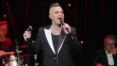 Robbie Williams: 'My daughter is a better singer than me'