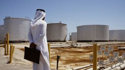 Saudi Aramco Becomes World's First $2 Trillion Company