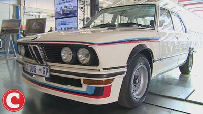 The legendary BMW 530 MLE lives on