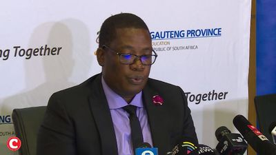 Panyaza Lesufi suspends the headmaster of Parktown boys