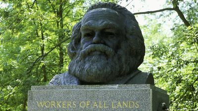 How relevant is Karl Marx?