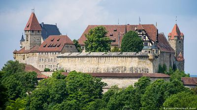 Coburg Fortress - the Crown of Franconia