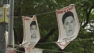Mexican family one of many with missing loved ones